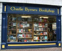 Charlie Byrne's Bookshop, Galway, Ireland - sprawling bookshop specializing in all things Irish ~~ I would like to visit this bookstore!