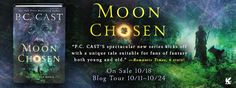 Seeing Double in Neverland: Blog Tour: Moon Chosen (Tales of a New World #1) b...