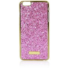 TOPSHOP **Barbie iPhone 6 Plus Case by Skinnydip ($21) ❤ liked on Polyvore featuring accessories, tech accessories, pink and topshop