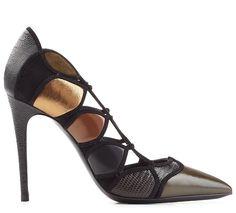 Escarpins Salvatore Ferragamo, automne-hiver 2016 Hiver 2016, Escarpins  Ferragamo, Chaussures Femme 122864565050
