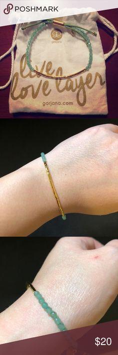 gorjana Power Stone Bracelet Worn once/in excellent condition.. stackable.. Gorjana Jewelry Bracelets