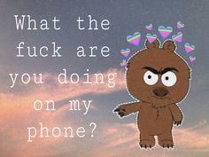 Erotic Art, Teddy Bear, Wallpapers, Cartoon, Phone, Funny, Anime, Movies, Fictional Characters