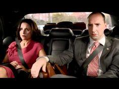 Veep: Armando Iannucci meets Elaine meets Buster.