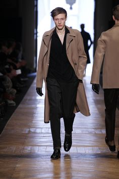 CERRUTI 1881 Paris Menswear Fashion Show - FW 2013 2014 - LOOK 31