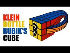 Can you solve THE Klein Bottle Rubik's cube? - YouTube