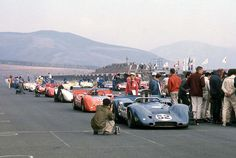 Can-Am series 1968 fuji