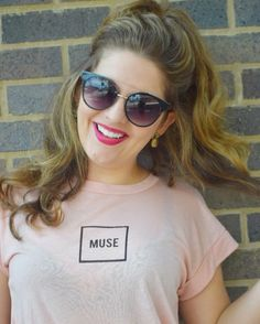 """Muse: """"a woman or a force personified as a woman who is the source of inspiration for a creative artist.""""  My latest blog post """"MISS MUSE"""" is live on the blog! Cure your Monday blues by checking it out!  XO"""
