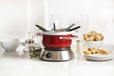 Holiday Gift Guide, Holiday Gifts, Fondue, Kitchen, Electric, Xmas Gifts, Cooking, Kitchens, Cuisine