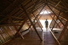 Temporary Dormitories for Mae Tao Clinic | Jan Glasmeier with Albert Company Olmo | Archinect