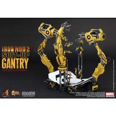 Hot Toys 1:6 Iron Man 2 Suit-Up Gantry  - £299.99