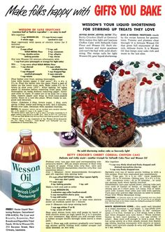 Wesson Oil - 19511200 Womans Day