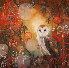 Marvelous Things Painting by Catherine Earle - Marvelous Things Fine Art Prints and Posters for Sale