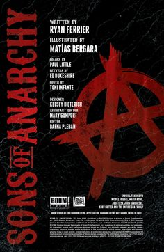 Preview: Sons of Anarchy #22,   Sons of Anarchy #22 Story: Ryan Ferrier Art: Matías Bergara Cover: Toni Infante Publisher: BOOM! Studios Publication Date: June 17th, 2015 ...,  #All-Comic #All-ComicPreviews #Boom!Studios #Comics #MatiasBergara #Previews #RyanFerrier #SonsofAnarchy #ToniInfante