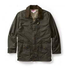 Filson Mile Marker Jacket -- a jacket for fall with a lifetime guarantee!