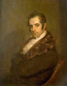 Washington Irving ~ American Literature's first international superstar :)
