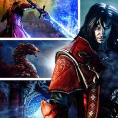 Castlevania Lords of Shadow 2- Dracula