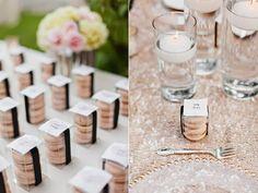 { Ask Cynthia }: Wedding Inspirations | French Macarons | Favors