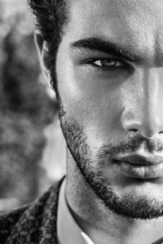 yestotallyinappropriate: handsomemales: lucas alves Oh God really? Love his lips…and the stubble. So freakin HOT! (KG) Damn…and that look….DH