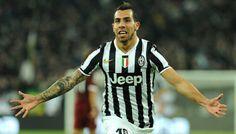 Tevez decide il derby, ma al Torino manca un rigore. La Roma passa a Bologna, solo un pari per l'Inter contro il Cagliari. Di Marco Romano
