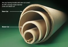 Large Carboard Tubes, Diameter, Paper, Cores, For Sale