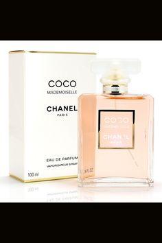 Coco Chanel Mademoiselle @Kim Checcio our favorite scent!