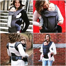 NEW!! THE BECO8!!! Designed for you to wear your baby any way you want, this ergonomic baby carrier is a combination of all the features your heart could desire.