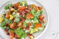 BLT Chopped Salad - Wildtree Recipes Shop and find recipes here: www.mywildtree.com/kadwild