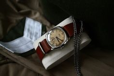 Rone sportsmans c.1940 FHF caliber 70 with 15 jewels