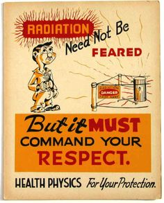 Early Nuclear Safety Posters Are Perky and Disturbing | www.eklectica.in