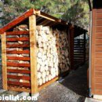 This step by step diy article is about how to build a wood shed. Building a wood shed to store the firewood is easy, if you use the right plans and techniques. Building A Wood Shed, Building Design, Firewood Shed, Firewood Storage, Cheap Sheds, Wood Fuel, Wood Storage Sheds, Large Sheds, Shed Roof