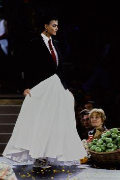 Jean Paul Gaultier Spring 1998 Ready-to-Wear Fashion Show - Linda Evangelista