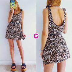PRINT STYLE VESTIDO ANIMAL PRINT $500 Fibrana super suave espalda en U y fruncido en los hombros amplio  CINTURON DOBLE HEBILLA $220 Local Belgrano Envíos Efectivo y tarjetas Tienda Online www.oyuelito.com.ar #followme #oyuelitostore #stylish #styles #fashion #model #fashionista #fashionpost #ootd #moda #clothing #instafashion #trendy #chic #girl #trends #outfitoftheday #selfie #showroom #loveit #look #lookbook #inspirationoftheday #modafemenina #dress #vestido