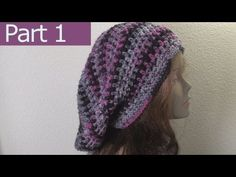Bob Marley Crochet Slouch Cap Crochet Along Part 1 Note All Four Parts Are U On You