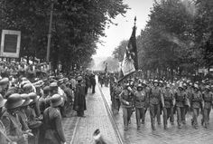 Die Heimwehr -The Home-Defence was a paramilitary organisation that was Austria's equivalent to Germany's Freikorps. German Uniforms, Unsung Hero, Hungary, Vienna, Austria, Dolores Park, Germany, Military, London