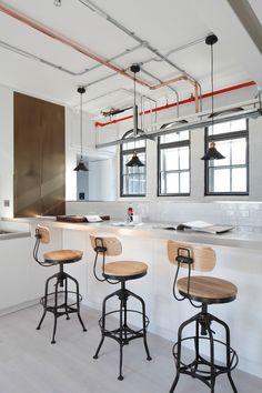 Industrielle Küche Industrial Möbel