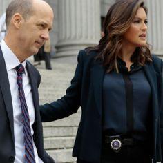 Mariska Hargitay et Anthony Edwards se retrouvent dans un épisode de la 18ème saison de New York, unité spéciale.