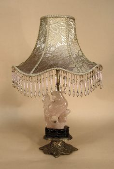 Victorian wire lampshade frames lamp shade frames beaded trims antique table lamp with victorian lamp shade keyboard keysfo Images