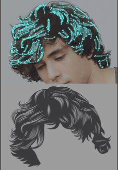 How to Render Short, Detailed Hair in Adobe Illustrator - Tuts+ Design & Illustration Tutorial