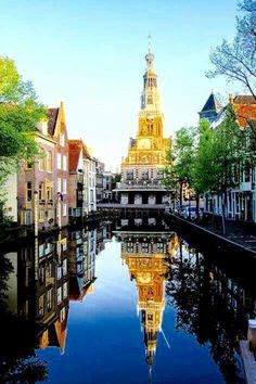 Tour to Netherlands - cool picture