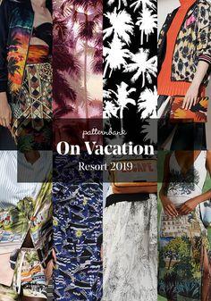 Resort 2019 - Print and Pattern Hightlights - Part 1 | Patternbank