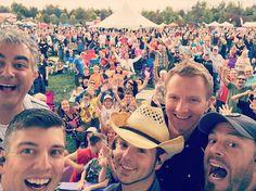 Longmont Oktoberfest (with a K!) before The Wailers! Great beer, great crowd, great music!!! #longmontoktoberfest #lefthandbrewing #Fall4Face