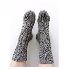 Ravelry: Kuusamat pattern by Niina Laitinen Knitting Socks, Ravelry, Pattern, Design, Knits, Fashion, Knit Socks, Moda, Fashion Styles