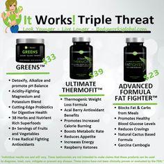 Gallery Image   It Works Triple Threat!   Pinterest