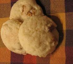 Biscuits à la crème sure