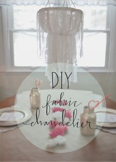 10 Beautiful DIY Chandelier Projects DIY Ready