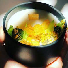 emiliemoon.com décorations poétiques & bougies sensorielles. Decorating Candles, Dried Flowers