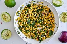 Chipotle's corn salsa is a must-have on your taco, burrito, or bowl. This copycat recipe from How Sweet It Is shares how to make this addicting salsa in your own kitchen. Corn salsa couldn't be simpler and only requires FIVE ingredient