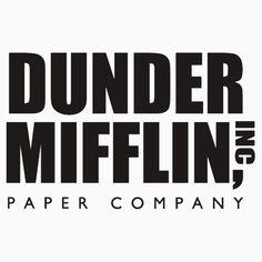 Dunder Mifflin, Inc Paper Company