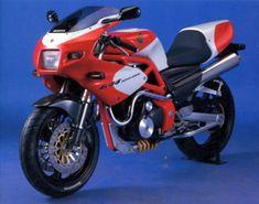 Moto del día: Honda 644 Super Mono Honda Dominator, Honda Vfr, Ducati, Yamaha, Tokyo Motor Show, Motorcycle News, Cool Motorcycles, Shape Design, Sport Bikes