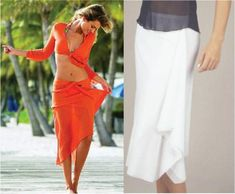 All about skirts, its shapes, and body types it suits the most